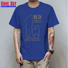 K9 a boad row will know. And even fowor will ever understand. t-shirt