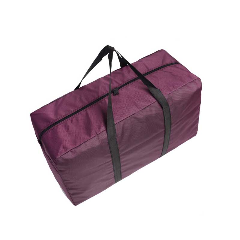 29037c13be Oxford Cloth Waterproof Moving Bag Extra Large Duffel Bag Thickening  Packaging Woven Bag Oxford Cloth Bag-in Travel Bags from Luggage   Bags on  ...