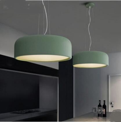 The living room Pendant Lights Nordic bedroom study lamps creative personality Macarons lifting dining restaurant LU816316 a1 led living room dining modern pendant lights ring fashion personality creative pendant lamp art bedroom hall pendant lamps