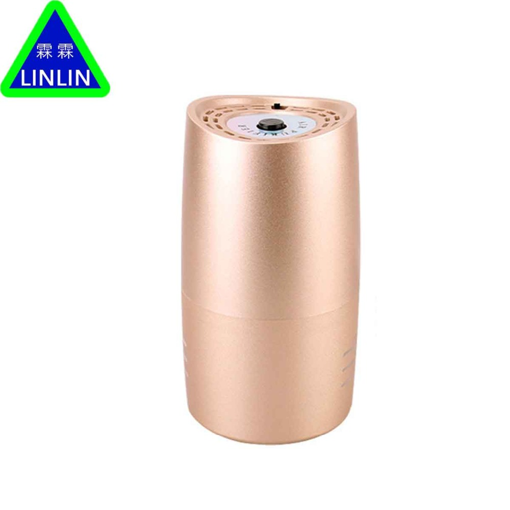 LINLIN Car Purifier Negative ion vehicle purifier USB charging Necessary in the car Purification efficiency