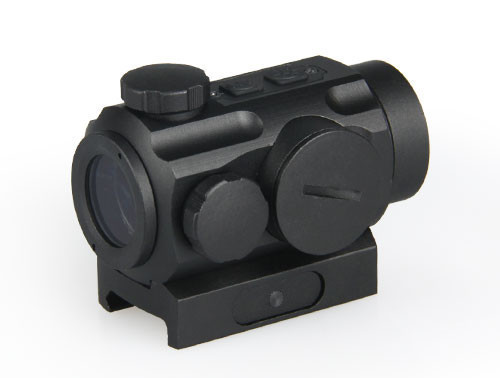 ФОТО New Arrival Tactical 1MOA Red Dot Scope With Switch For Hunting BWD-024