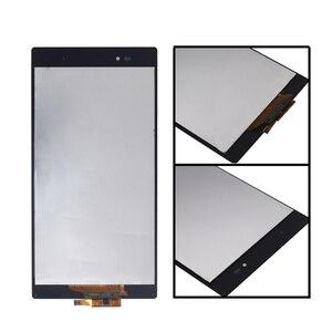 Image 3 - مناسبة لسوني اريكسون Z الترا XL39h XL39 C6833 LCD محول الأرقام بشاشة تعمل بلمس لسوني اريكسون Z الترا مع الإطار + شحن مجاني