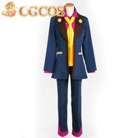 CGCOS Express! Anime Cosplay Costume Tales of Xillia 2 Alvin Custom-made Retail/Wholesale Halloween Christmas Party