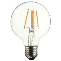 E27 G80 LED Edison Vintage Light Bulb Candle Light Lamp 4W