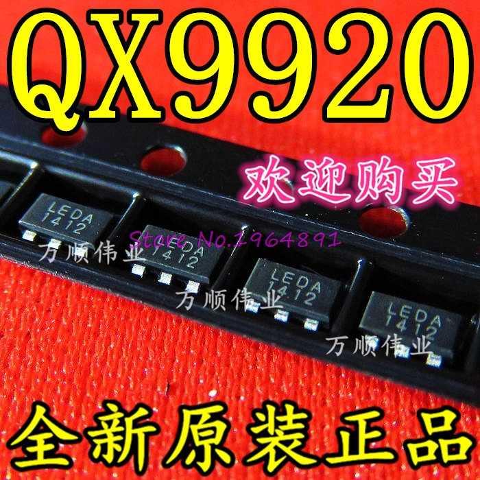 10 unids/lote QX9920 9920 SOT-23-6