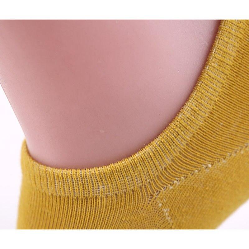 5pc lot men Socks High Quality Cotton Sox Fashion Style Socks Soft Summer keeping Socks Solid color For lady Girls in Men 39 s Socks from Underwear amp Sleepwears