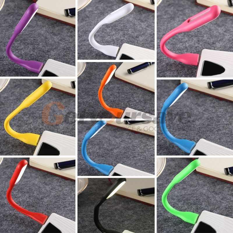 Nowy przenośny USB 5 V 1.2 W LED lampa do powerbank Xiaomi Comupter Notebook Mini USB tabeli światła ochrony oczu światła gadżet