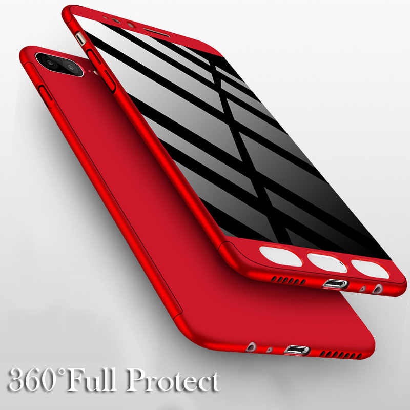 360 Degree protection Shockproof Back Cases for Oneplus 5 Case One plus 5 Full Body phone Cover For Oneplus5 A5000 1 Plus Five
