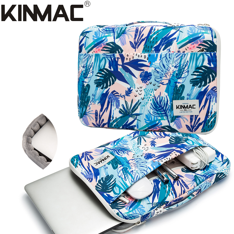 """2019 New Brand Kinmac Handbag Sleeve Case For Laptop 12"""",13"""",14"""",15"""",15.6"""",Bag For MacBook Air Pro 13.3,15,4 Free Shipping KS012-in Laptop Bags & Cases from Computer & Office on AliExpress - 11.11_Double 11_Singles' Day 1"""