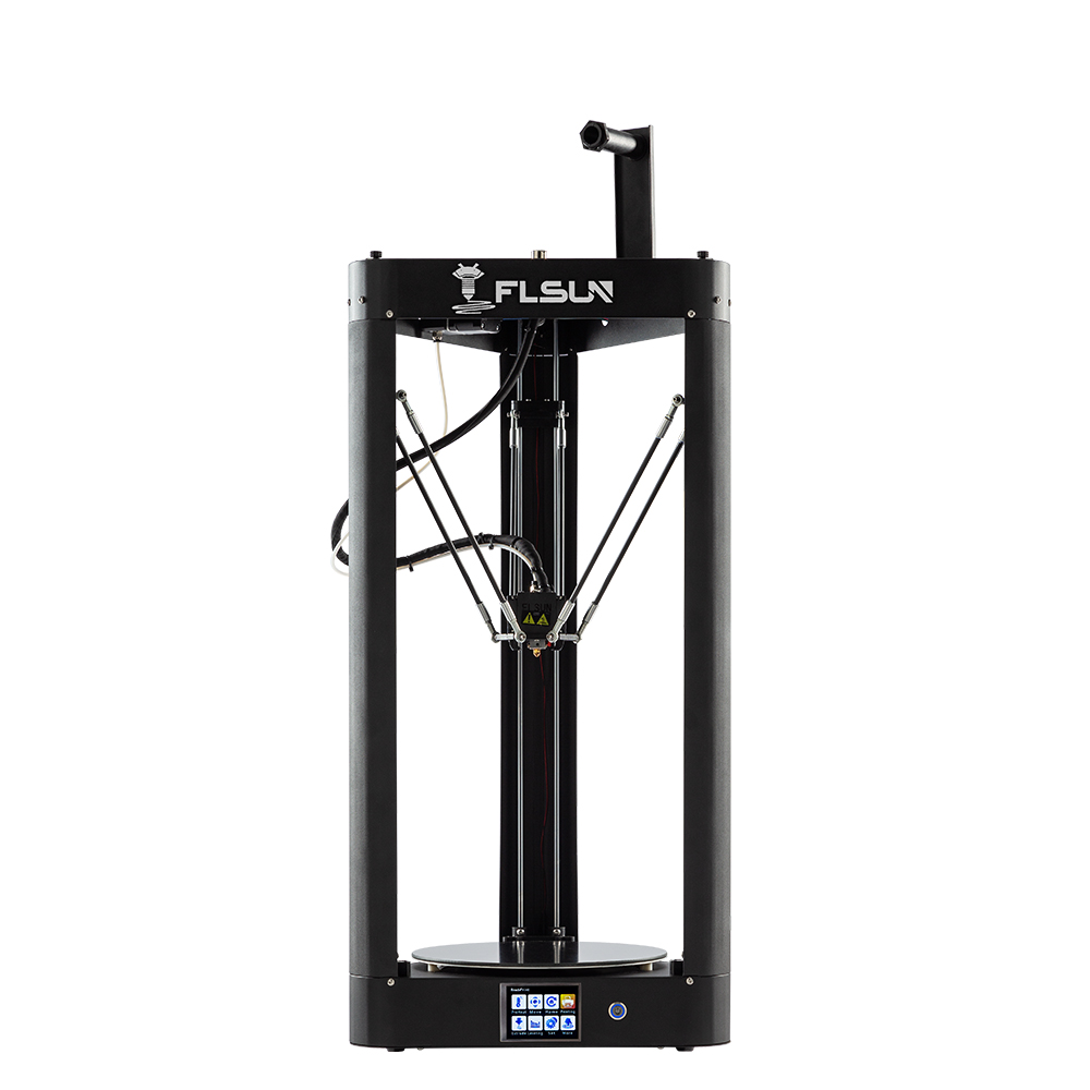 Flsun QQ-S High speed 3D Printer with Touch Screen Wi-Fi and Auto-Leveling Feature 4