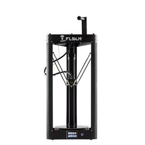 Image 5 - 2019 Tốc Độ Cao 3D Máy In Flsun QQ S Tự Động San Bằng Đồng Bằng In Lớn Kích Thước 3D Printer Màn Hình Cảm Ứng Wifi