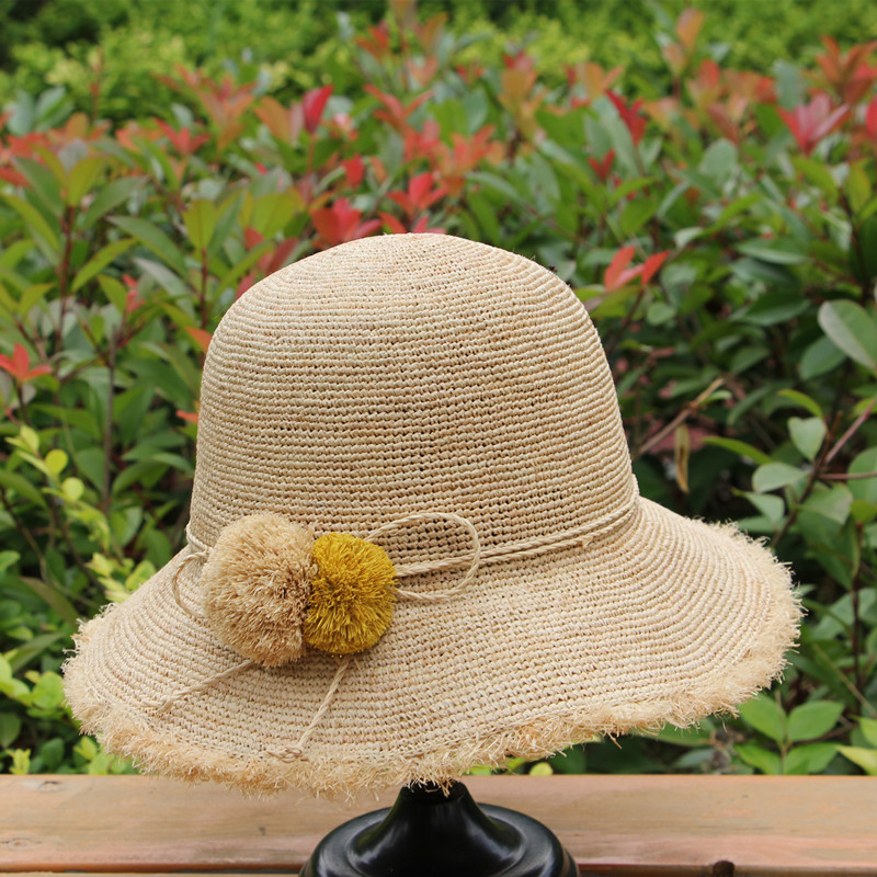 Buy yellow straw hat and get free shipping on AliExpress.com bf888ebfecc2