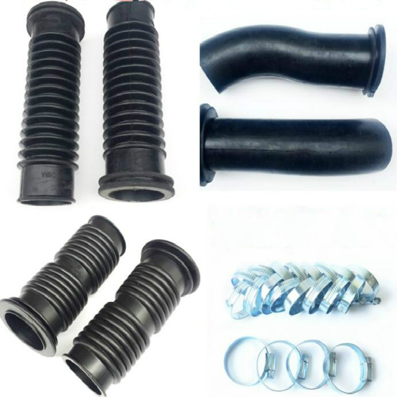 Free Shipping Scalable Airfilter Scooter Air Filter Motorcycle Air Filter Connecting Pipe Luchtfilter 42mm 45mm 48mm
