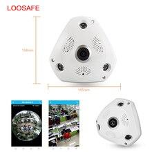 360 Degree CCTV VR IP Camera   Fish Eyes Lens IP Cam