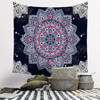 SEAAN Four Sizes Room Decoration Geometric Patterns Tapestry Home Decoration Accessories Polyester Tapestries 3
