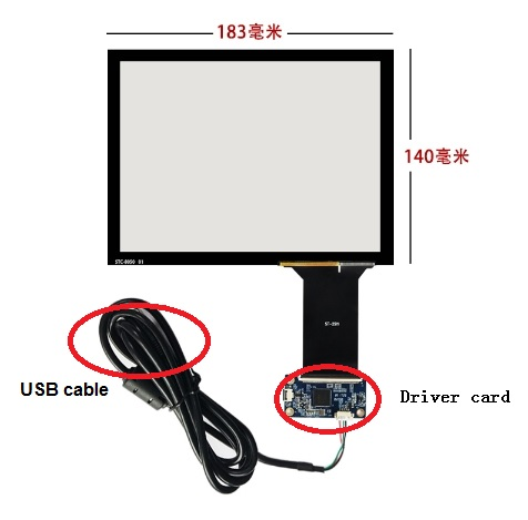 Computer & Office Tablet Accessories Witblue New For 8 Pipo W4 Windows Tablet Capacitive Touch Screen Panel Digitizer Glass Sensor Replacement Free Shipping
