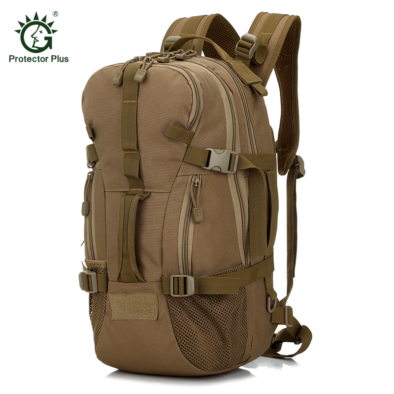 Men Women Outdoor Military Army Tactical Backpack Trekking Sport Travel Rucksacks Camping Hiking Camouflage Hand Bag 40L outlife new style professional military tactical multifunction shovel outdoor camping survival folding spade tool equipment