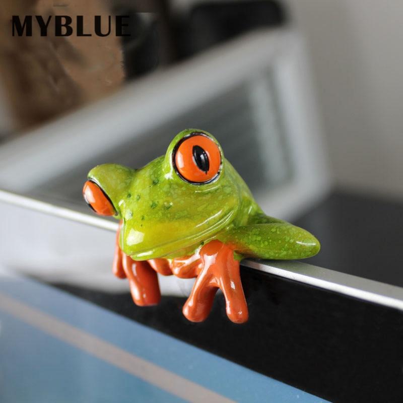 MYBLUE 2Pcs / Set Kawaii Արհեստական - Տնային դեկոր - Լուսանկար 3