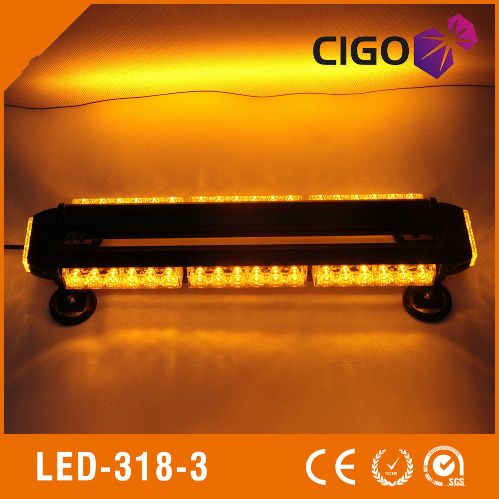 Light Bar Emergency Beacon Tow Truck Warn Response Strobe Lightbar The Heat In An Automobile Led Car Lamp 40leds Traffic Warning Lights 6