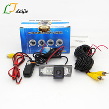 Laijie Автомобильная Камера Заднего вида Для BMW X1 E84/E83 X3/X5 E53 E70/E71 X6/HD CCD Автомобиль Обращая парковочная Камера/NTSC RCA
