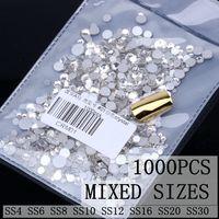 Clear ss4-30 1000pcs