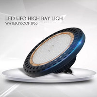 1PCS IP65 100 277V 100W 150W 200W LED Ceiling Spotlight Mining Lamp LED Industrial Lamp LED UFO High Bay Light For Warehouse