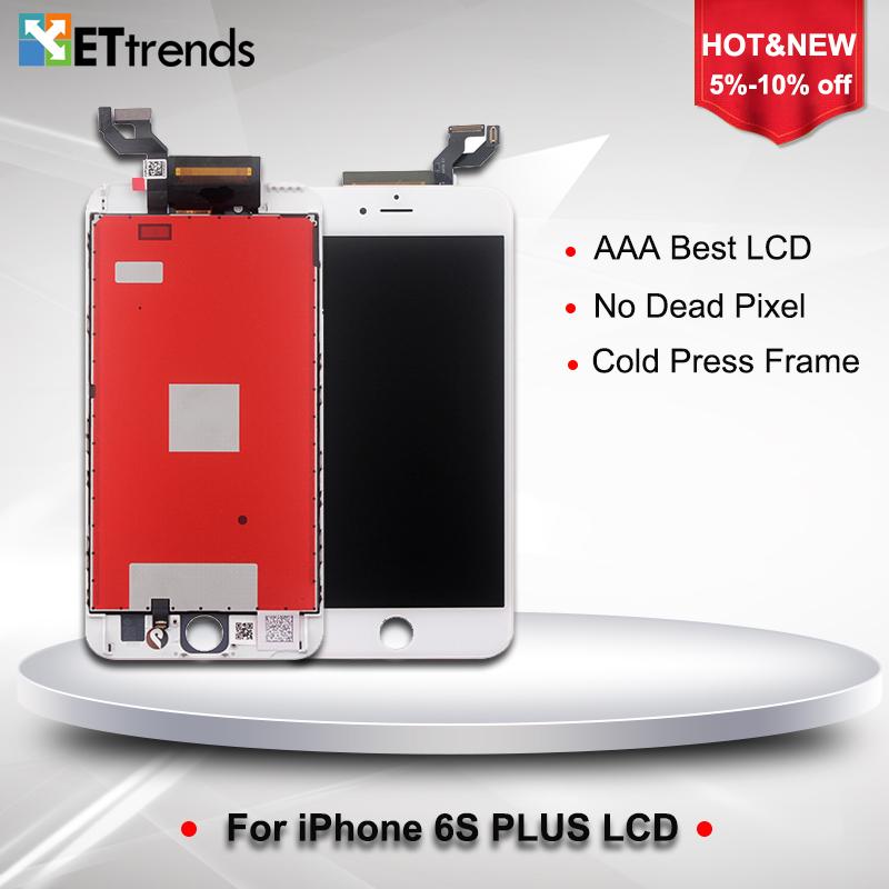 Prix pour 3 pcs/lot une note pas de pixel mort lcd écran pour iphone 6s Plus écran lcd Écran tactile digitizer Assemblée Livraison Gratuite par DHL