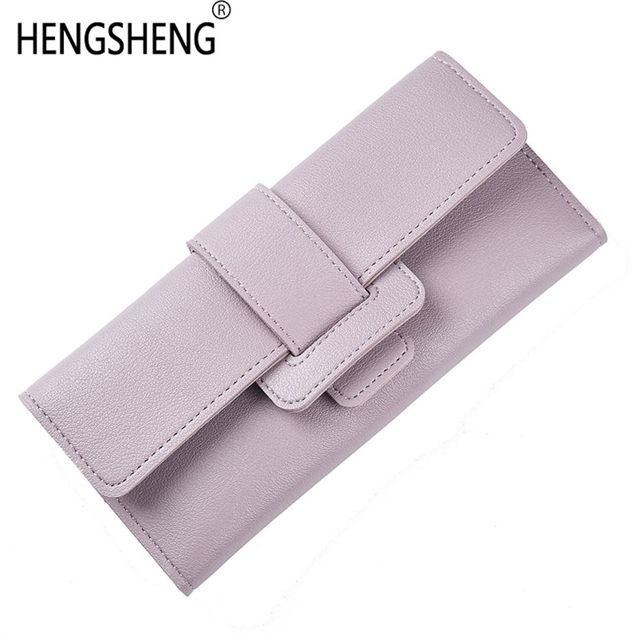 Money Bag Card Phone Embrague Lady Cuzdan Wallet Mujeres Mujer - Monederos y carteras