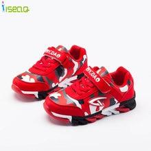 Кросівки для хлопчиків і дівчат, дитячий теніс, туфлі для хлопчиків 4-14 років, модні спортивні черевики камуфляжні дихаючі туфлі EUR 27-39