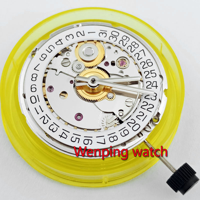 Seagull ST2130 Automatic Movement Replacement For 2824 2 Mechanical Wristwatch Clock Movement P903