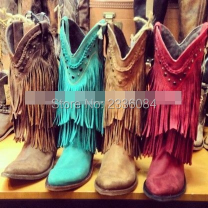 Compare Prices on Cowboy Boots Heels- Online Shopping/Buy Low ...