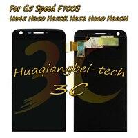 New 5 3 Black For LG G5 Speed F700S H845 H850 H850K H858 H860 H860N Full