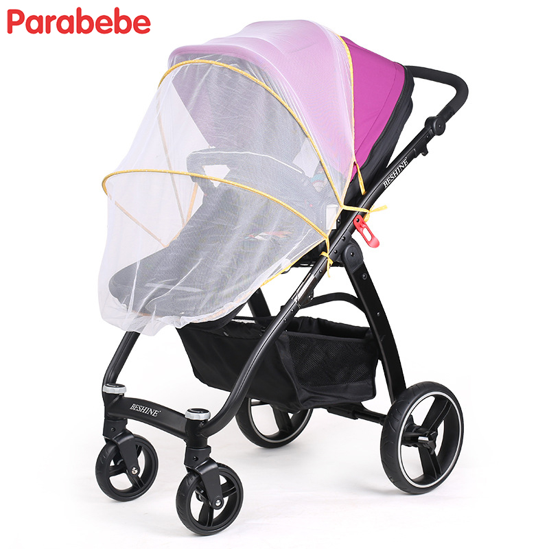 high quality mosquito net for stroller good mosquito mesh net for umbrella strollers child pram accessories kids car accessory