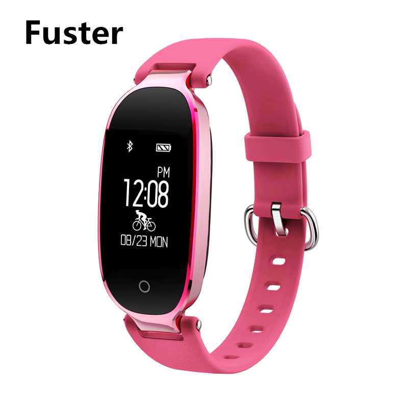 Fuster Fashion Fitness Activity Tracker Smart Wristband for