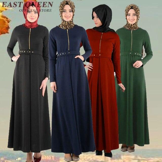 Vestidos para mujeres musulmanas