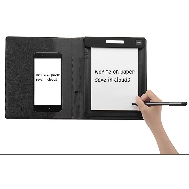 Royole 10 Pouces 2048 Niveau Pression Numérique Dessin Tablet Papier D'écriture De Stockage en Nuage App Synchrone Sensibilité D'affichage de Stylo
