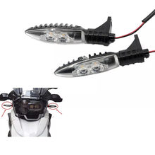 For BMW Motorcycle Turn Signal Lights Front Indicators For BMW R1200GS R 1200 GS ADVENTURE K 1300 R R800GS F 800 R Turn Signal