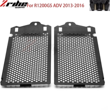 For BMW R1200GS 2013-2017/ R 1200 GS Adventure Water-Cooled Radiator Grills Guard Cover Grille  R1200GS LC Adventure 2013-2017 motorcycle accessories radiator guard protector grille grill cover for bmw r 1200 gs lc r1200gs r 1200gs adv adventure 2013 2017