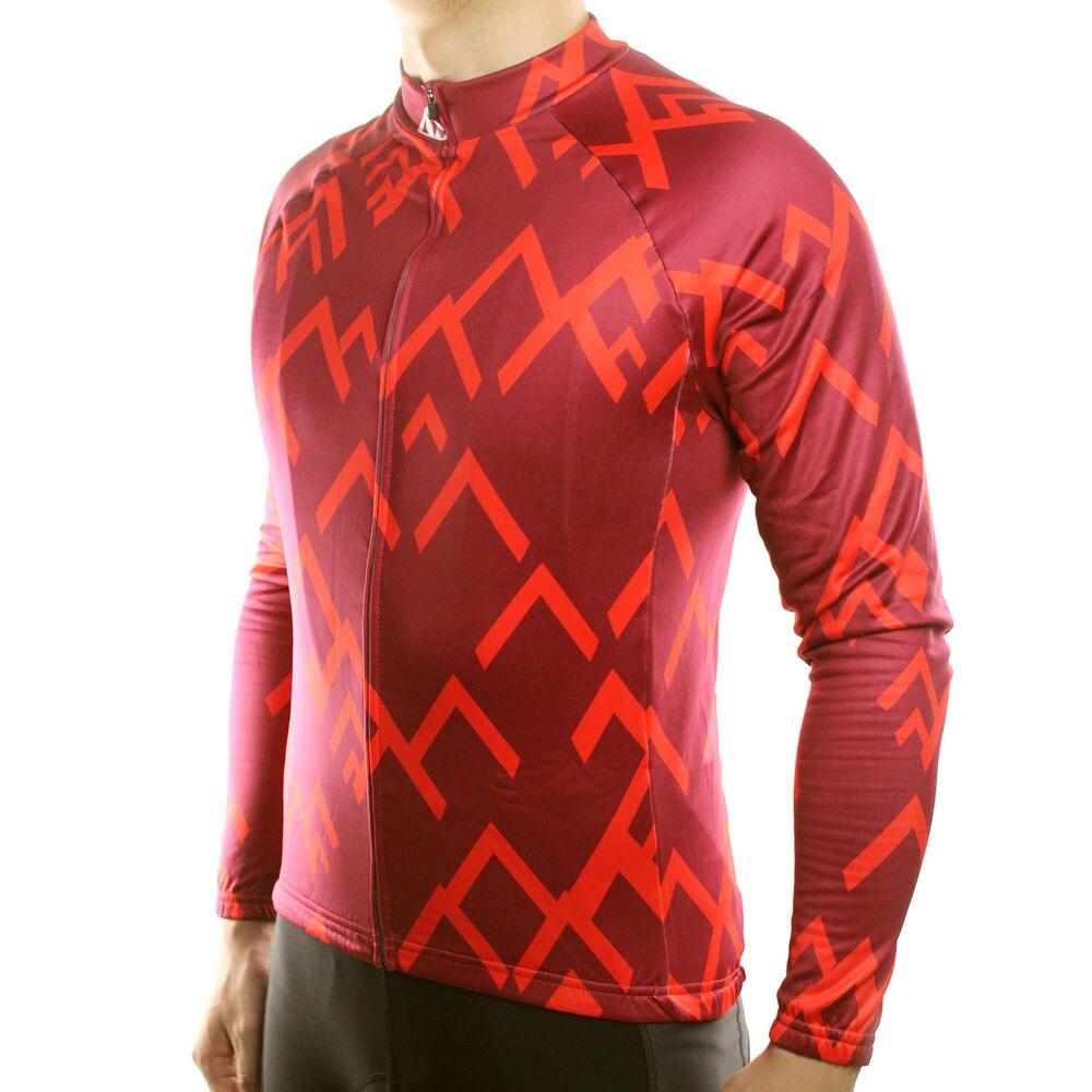 Racmmer Warm 2019 Pro Winter Thermal Fleece Cycling Jersey Ropa Ciclismo Mtb  Long Sleeve Men Bike Wear Clothing Maillot  ZR-15 - aliexpress.com -  imall.com 344955b83