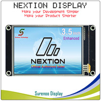 3.5 Nextion Enhanced HMI Intelligent Smart USART UART Serial Touch TFT LCD Module Display Panel for Arduino Kits Raspberry Pi