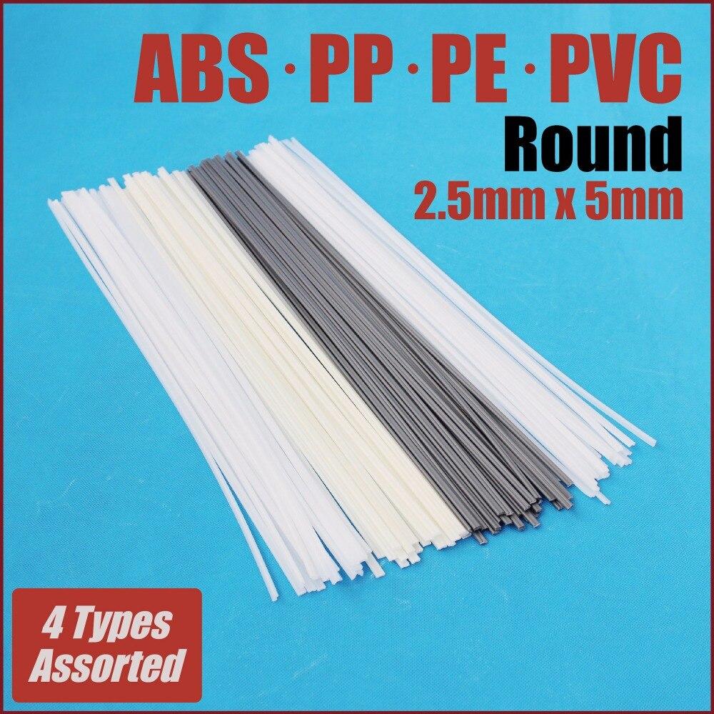 ABS PP PE PVC plastic filler rod car bumper repair welding rods hot air gun weld sticks soldering station supplies accessories