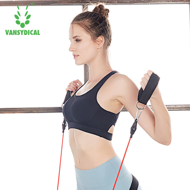 c21d6c4f81 Woman s Back Cross Compression Sports Bras Girls Sportswear Spaghetti Strap  Quick Dry Elastic Running Sports Bra Tops