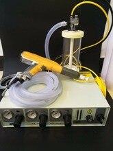 TCCT портативный порошковая краска экспериментальная система электростатическое порошковое покрытие машина с электростатическим порошковым покрытием испытательная пушка