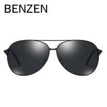 2015 Sunglasses Men Polarized Vintage  Oculos De Sol Masculino Classic Aviator Driving Sun Glasses With Case 9031