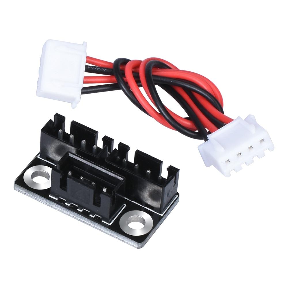 1/2pcs 3D Printer Parts Motor Parallel Module External High Power Switching for Double Z Axis Dual Z Motors SKR mini PRO Board