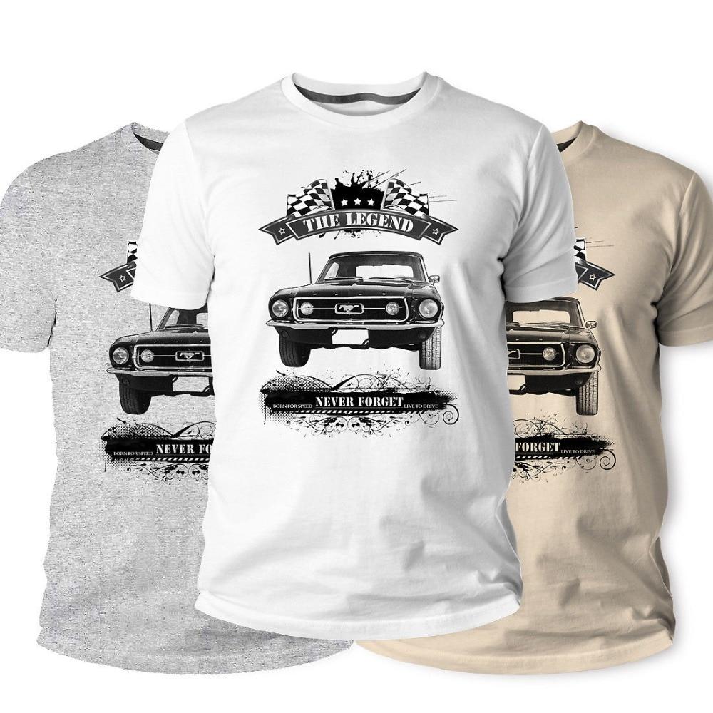 King Kérosène Regular T-Shirt-Speed Crème Rockabilly Vintage
