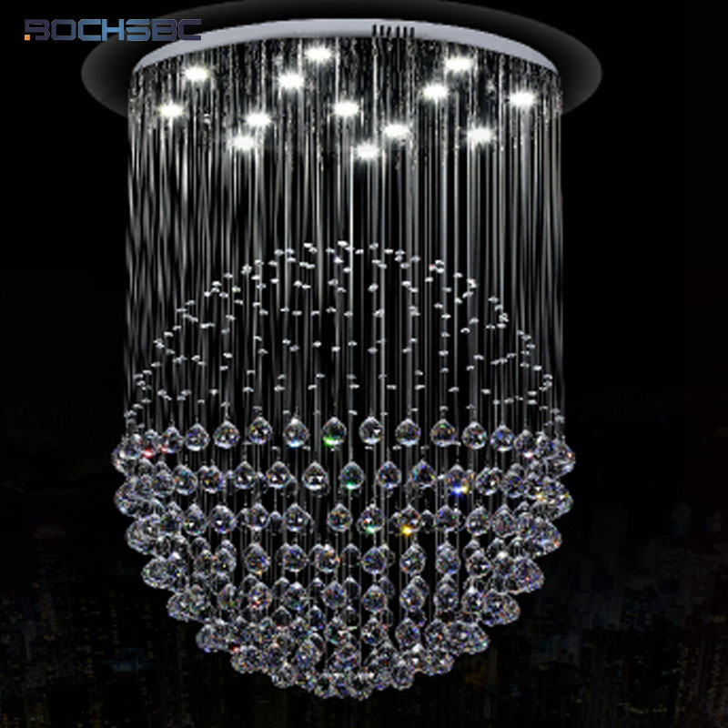 Crystal Ceiling Light Fixture Chandeliers8