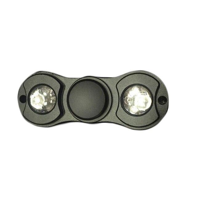 New High Quality Metal Fidget Spinner EDC Hands Spinner Custom Bearing Fidget Toys Cross Metal