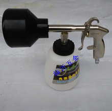 ¡ Envío gratis! 7-9.2KGS presión de la pistola de lavado de coches pistola de espuma, nieve lanza espuma, interior profunda pistola de limpieza para coches/moto etc.