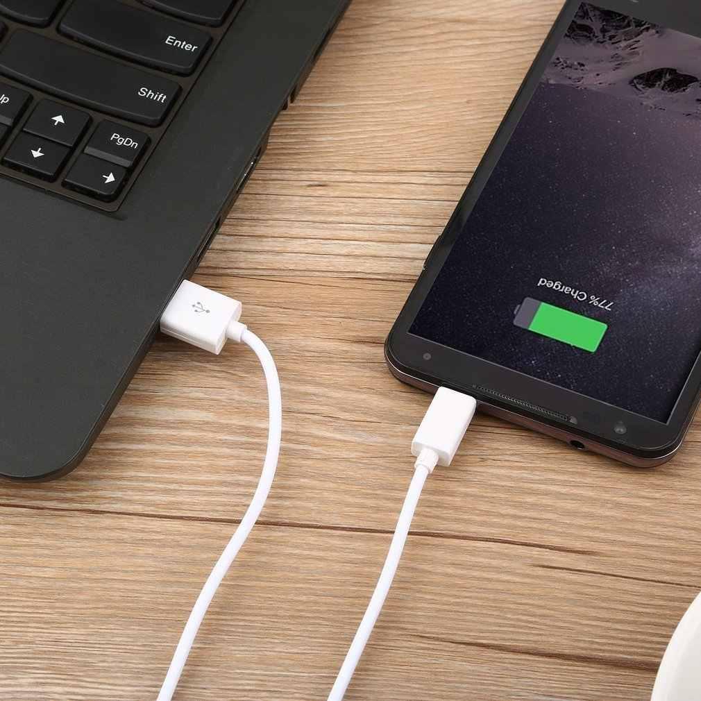 USB V8 Micro Data Sync USB Opladen Data Kabel Lader Kabel Cord voor Micro USB voor HTC voor Motorola V8 v9M E8